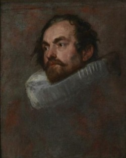 The Magistrate of Brussels by Anthony Van Dyck